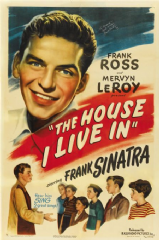 The House I Live In 1945 DVD - Frank Sinatra (Short Film)